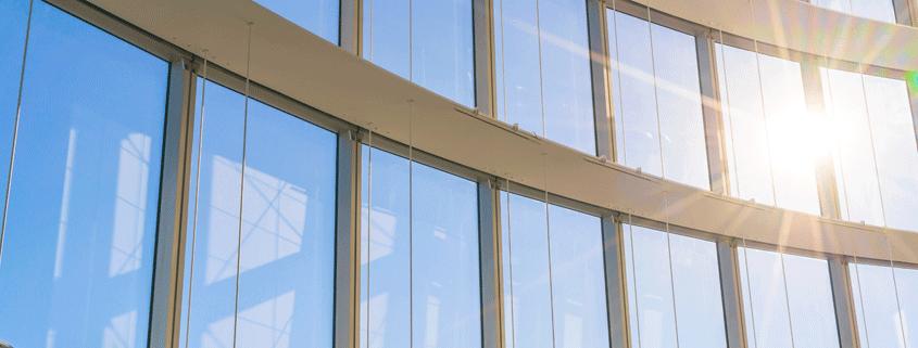 ניקוי חלונות אלומיניום