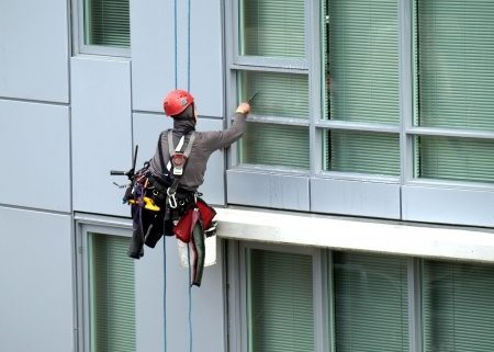 professional HD window cleaning services